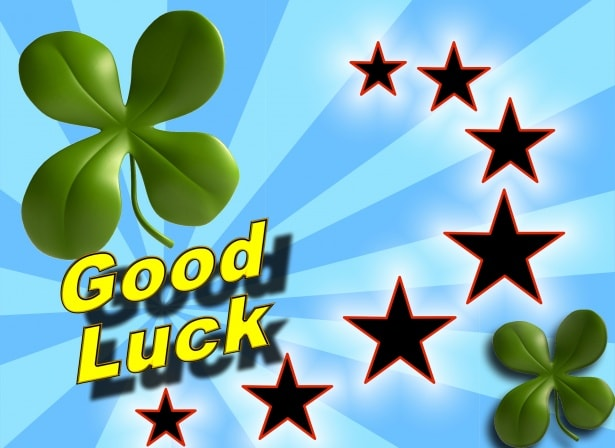 good luck images free download